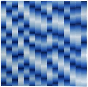 o.T. (Verlauf, paynes blue II)