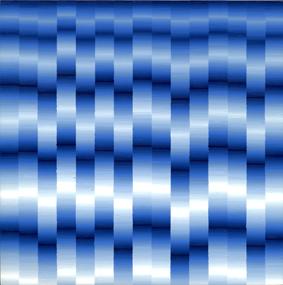 o.T. (Verlauf, paynes blue III)