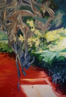 Marsyas 2011, Oil/Canvas, 220x150cm -