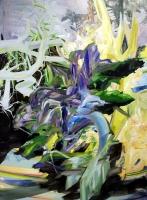 Bruchstücke 2012, Oil/Canvas, 190x140cm -