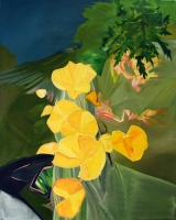 Force 2012, Oil/Canvas, 100x80cm -