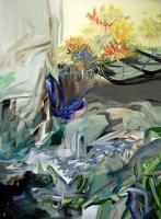 Tal 2012, Oil/Canvas, 190x140cm -