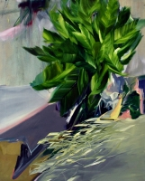 Verve 2012, Oil/Canvas, 100x80cm -