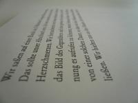 Anfang/Detail I -