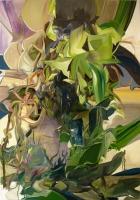 Rückkehr des Dschungels, 2013, Oil/Canvas, 200x140cm -