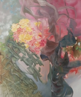 Demimonde, 2013, Oil/Canvas, 120x100cm -