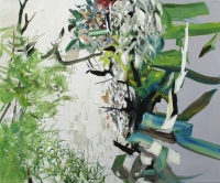 Ensemble, Oil/Canvas, 100x120cm -