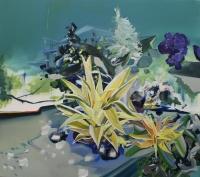 Lagune, Oil/Canvas, 80x90cm -