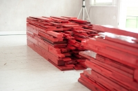 point of red / 2 -