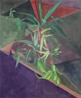 Ladons Erben, Oil/Canvas, 170x140cm -