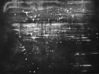revelation, Acryl, Graphit auf Nessel, 120 x 90 cm, 2013 -