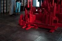 """The City, it turned Red!"" Bild 14/19 - (Foto Rosa Aquilar)"