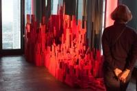 """The City, it turned Red!"" Bild 1/19 - (Foto Rosa Aquilar)"