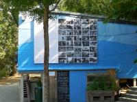 - Ansicht / Blaues Haus Frankfurt